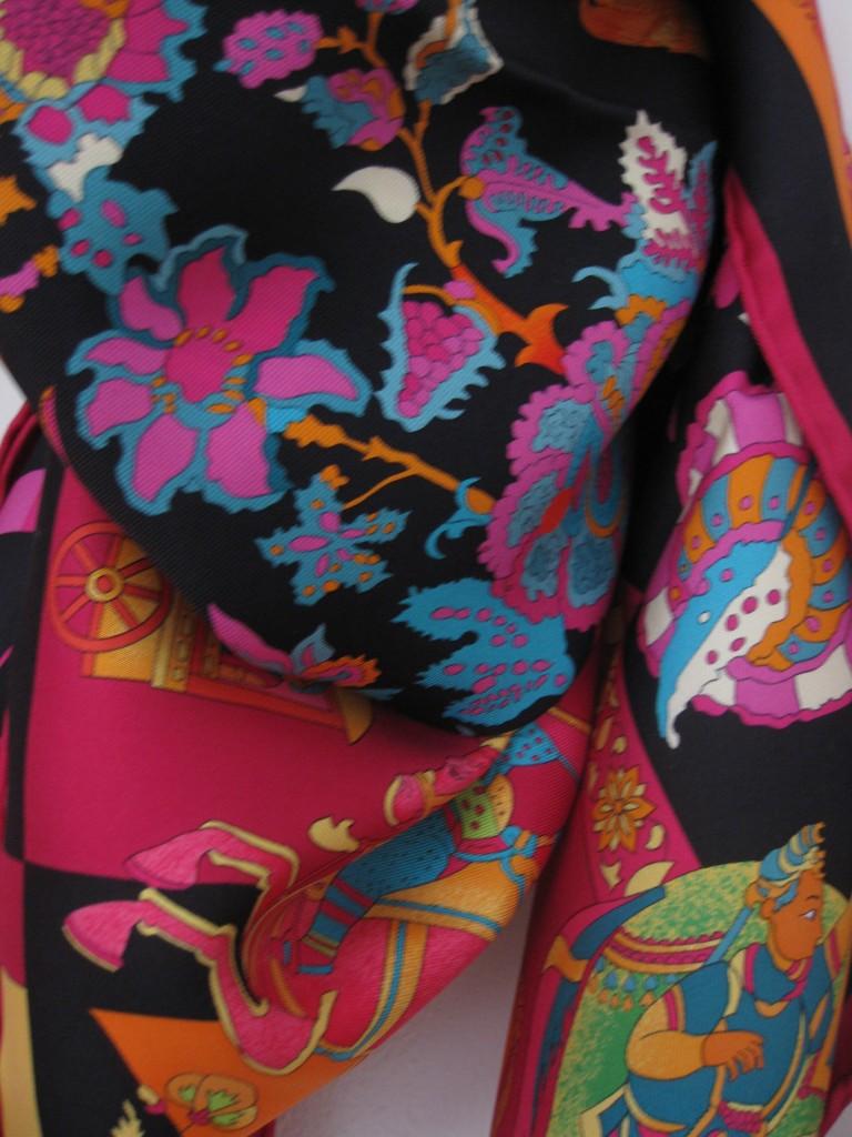 carré kantha hermès   Les bons plans mode à Paris d2bea704ef9
